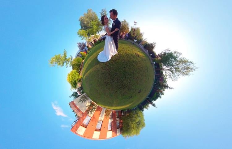 свадьба 360 градусов