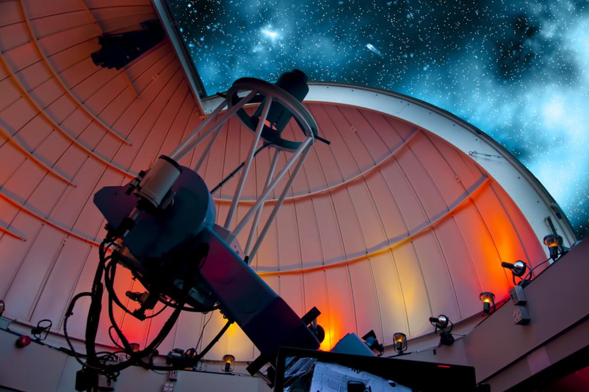 виртуальный тур обсерватория