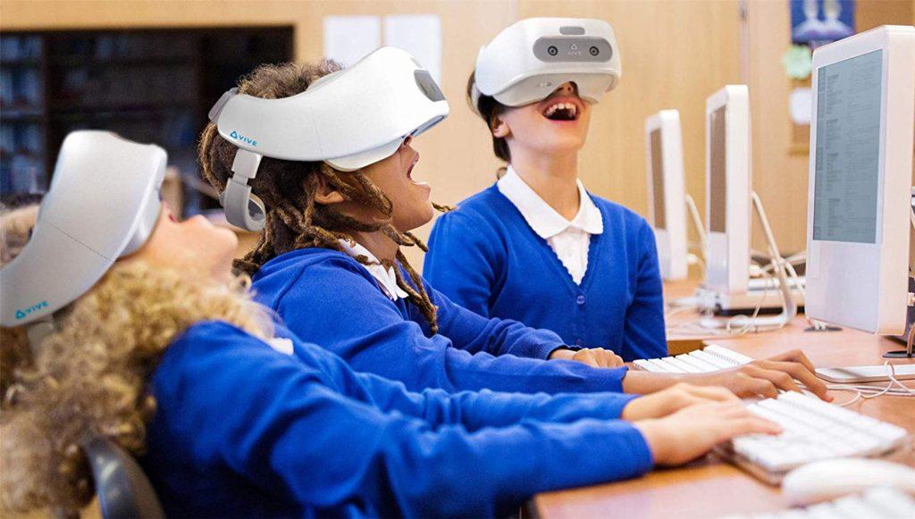 виртуальная реальность в образование